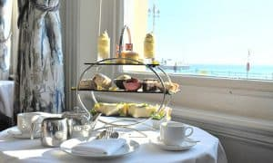 The Old Ship Hotel Brighton Afternoon Tea