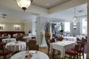 The Old Ship Hotel Brighton Wardroom Restaurant 2