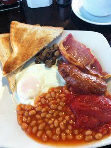 New Madeira Hotel Brighton Breakfast