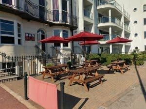 New Madeira Hotel Brighton Red Bar