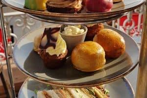 The Hilton Metropole Brighton Afternoon Tea 2