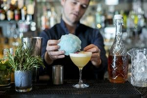 The Hilton Metropole Brighton Bar Cocktails