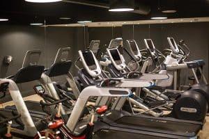 The Hilton Metropole Brighton gym