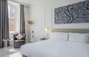 The Hilton Metropole Brighton room f